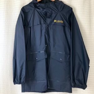 Men's XS Columbia raincoat